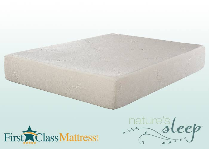 Rest Comfortably On This Select Memory Foam Full Size